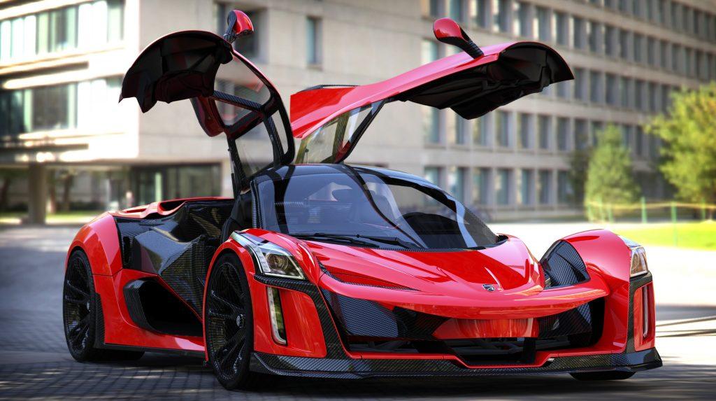 supercar Top marques